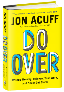 Do Over by Jon Acuff Giveaway