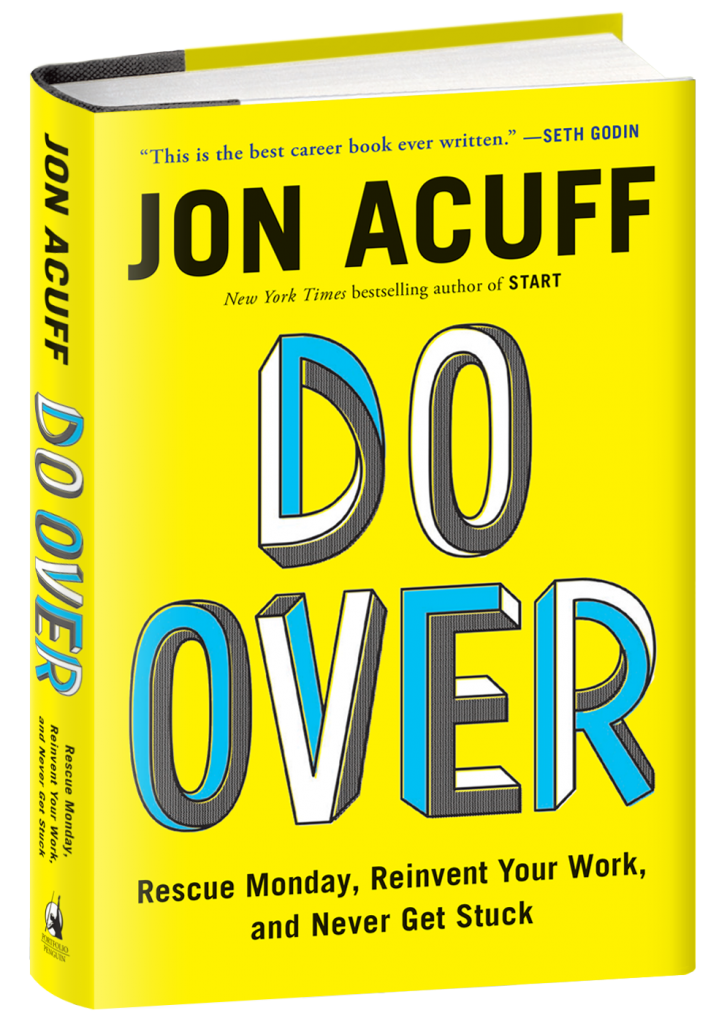 Do Over by Jon Acuff - An Honest Review