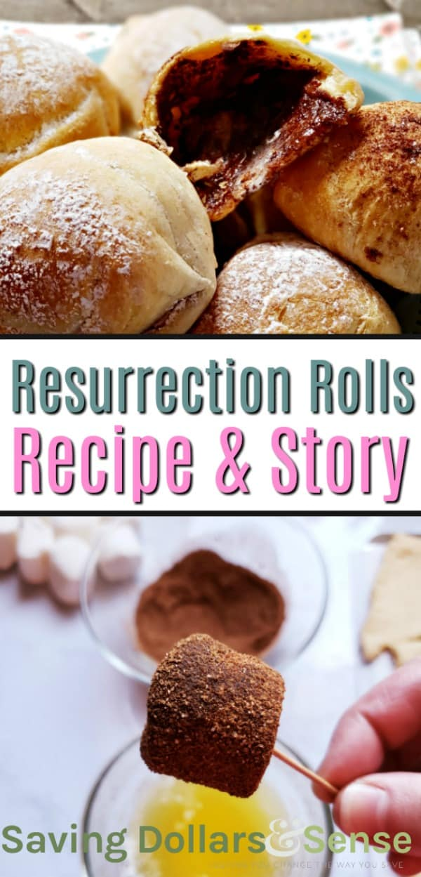easy resurrection rolls