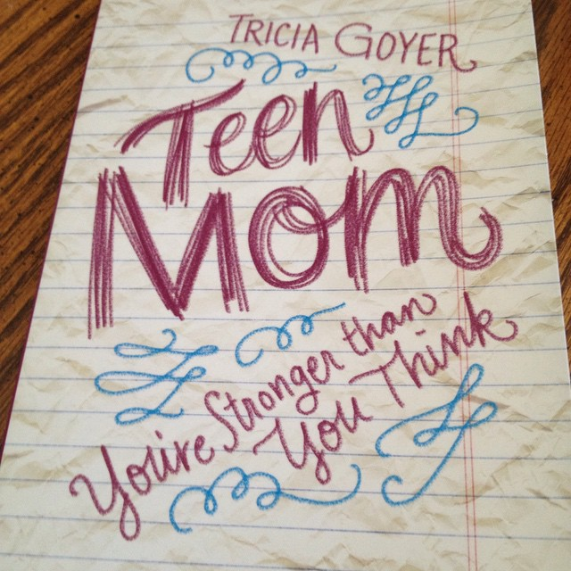 Teen Mom You\'re Stronger Than You Think