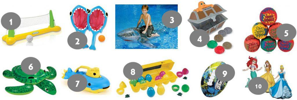 Best Pool Toys For Toddlers To Adults