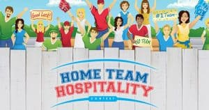 Home Team Hospitality Hotel Stay Giveaway