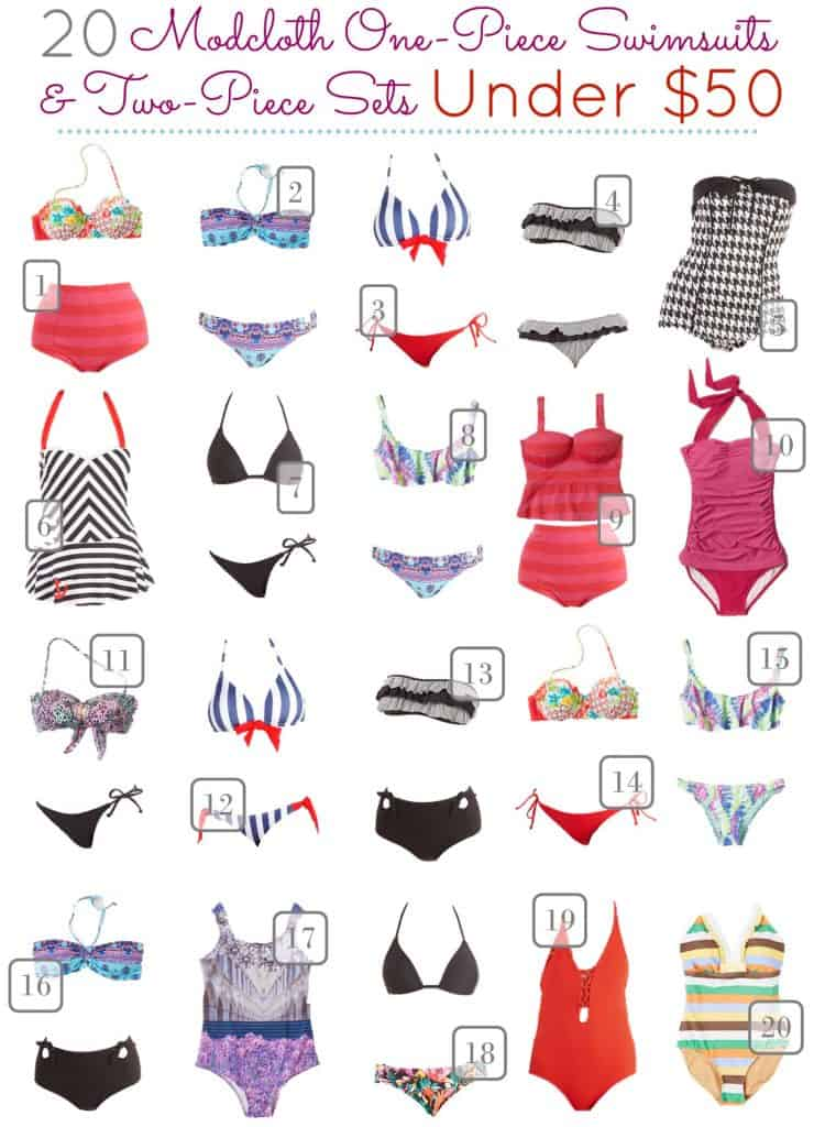 5.14 Modcloth Swimsuit Round Up Under $50 VERTICAL