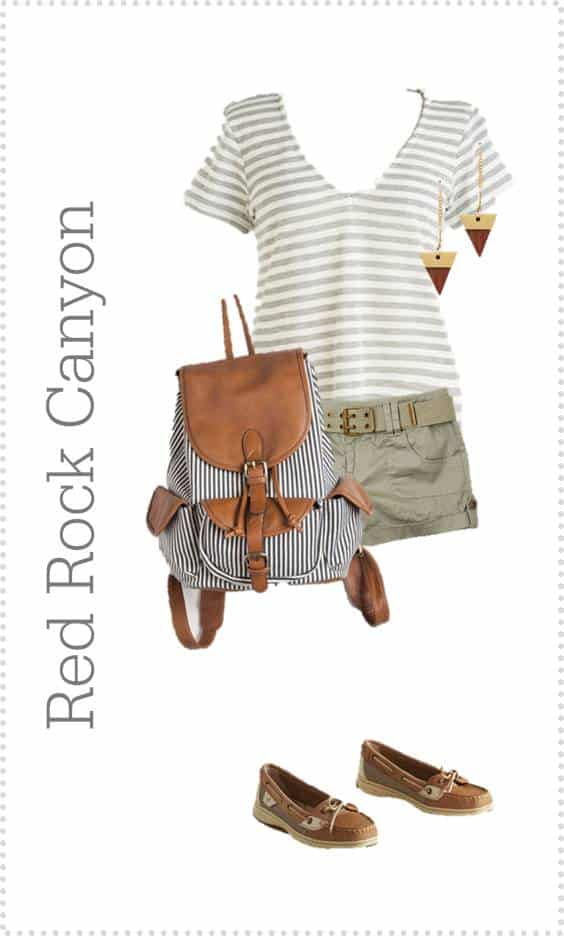 5.19 Vacation Travel Board - Modcloth Vegas CASUAL