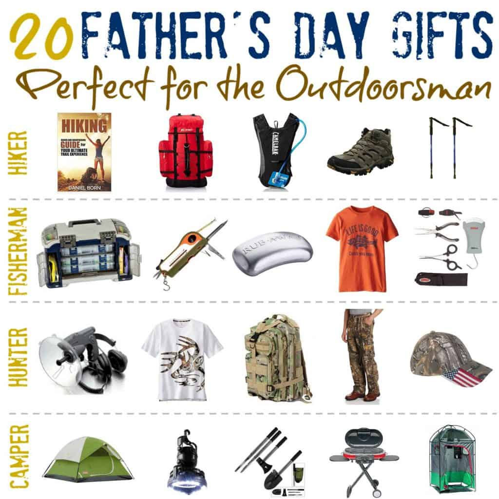 6.9 Amazon Round Up Father's Day Gifts for Outdoorsman