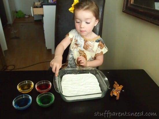 Baking Soda Activities For Kids