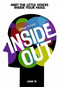 Disney's Inside Out Activity & Coloring Pages