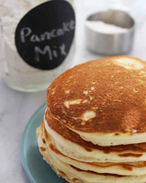 Homemade Pancake Mix