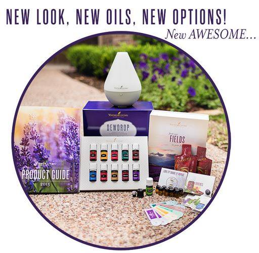 Grab a FREE Essential Oils Starter Kit
