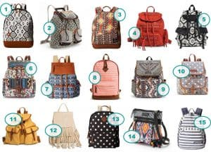 15 Stylish Girls' Backpacks Under $30
