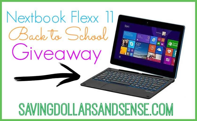 Nextbook Flexx Giveaway