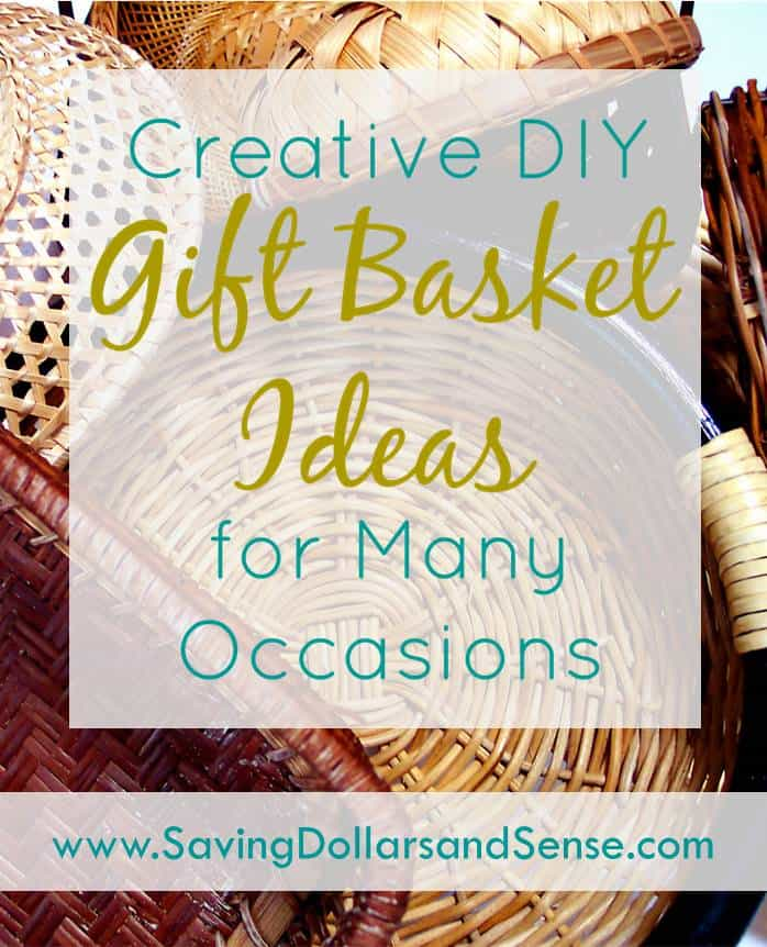 Gift Basket Ideas for Any Occasion