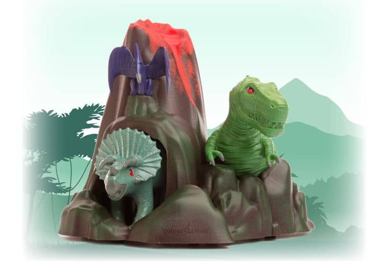 Dino Land Diffuser. Essential Oil Diffusers Just for Kids