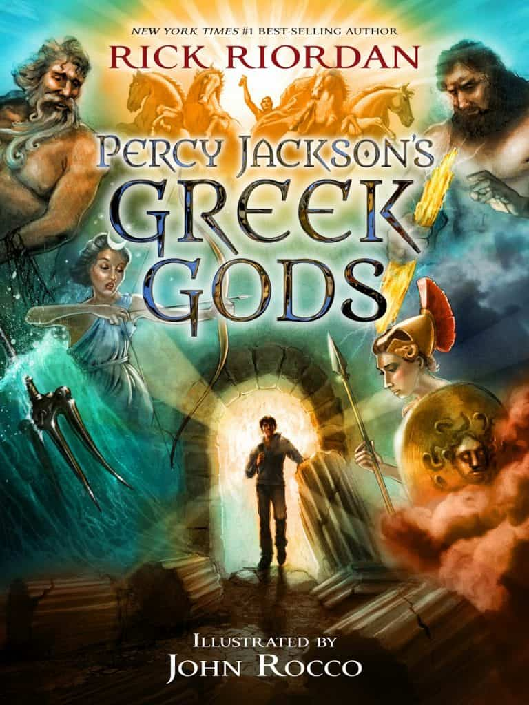 Percy Jackson\'s Greek Heroes Review