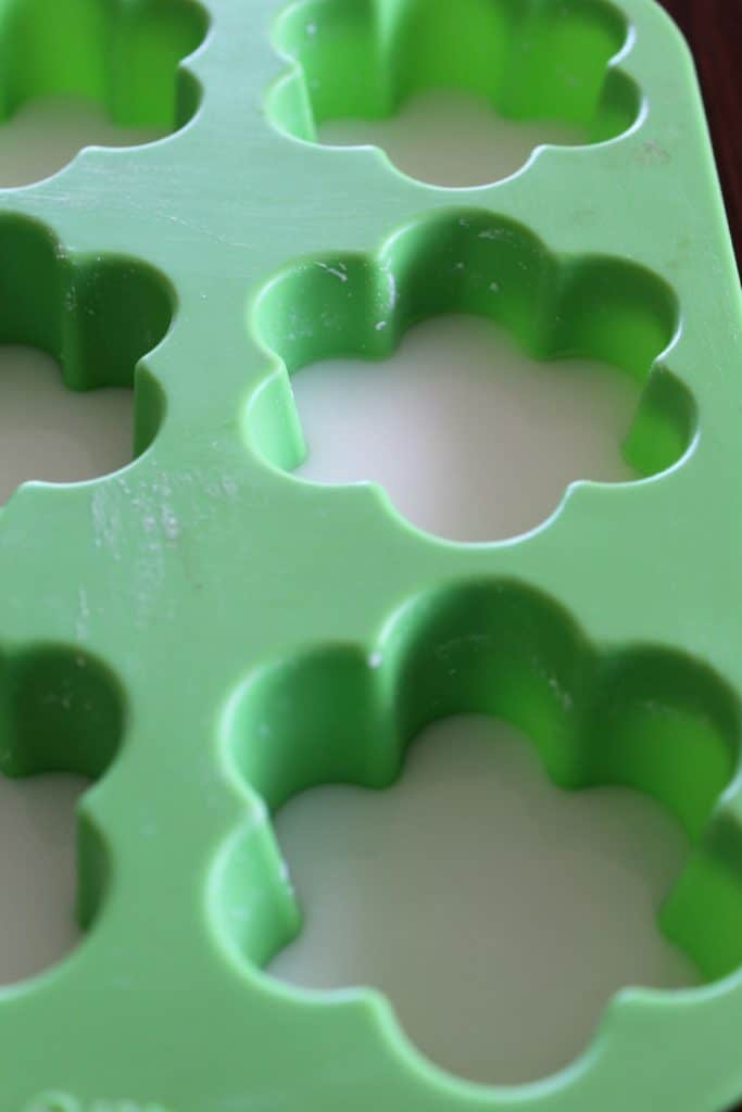 shower soothers silicone molds