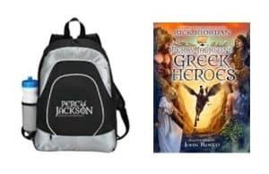 Percy Jackson's Greek Heroes Giveaway
