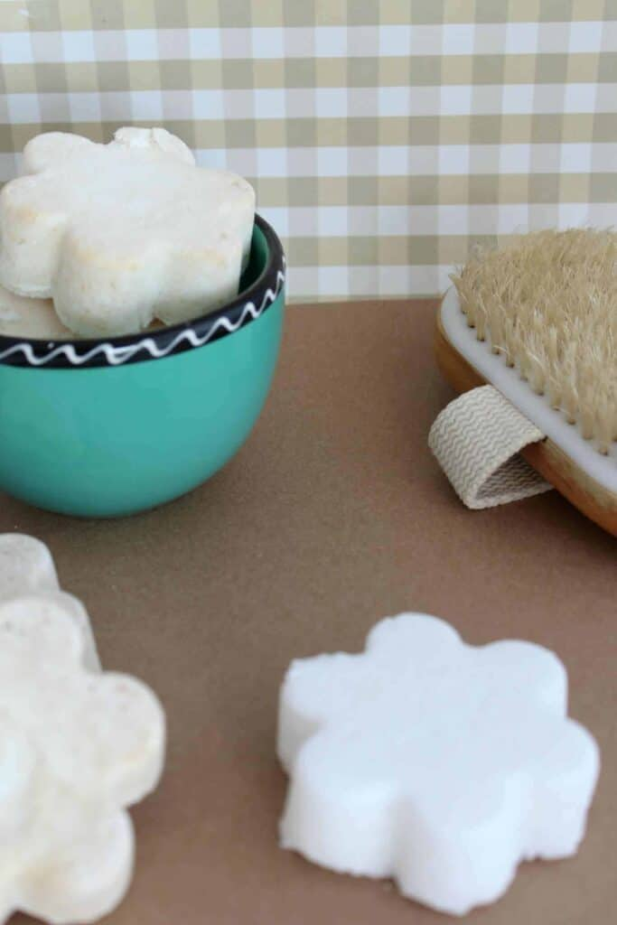 shower soothers recipe