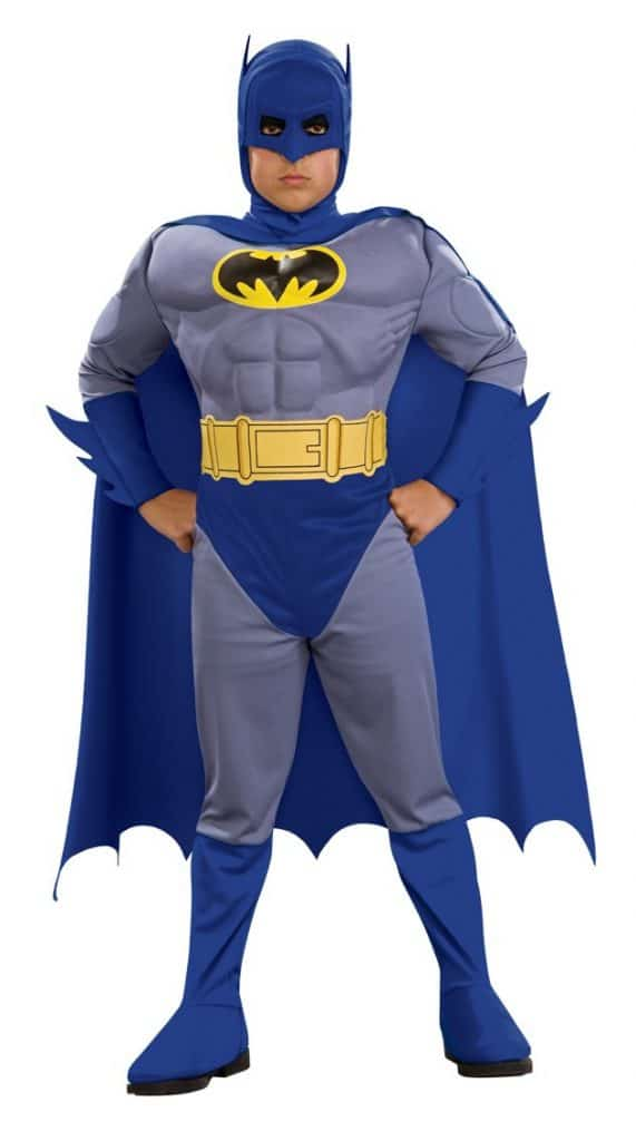 Batman deluxe Halloween Costume.