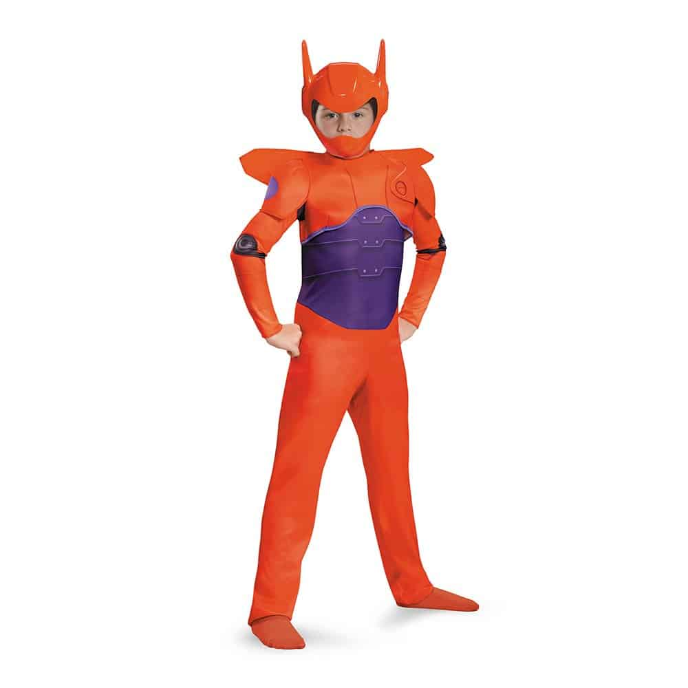 Disney Baymax Big Hero 6 Halloween youth costume.