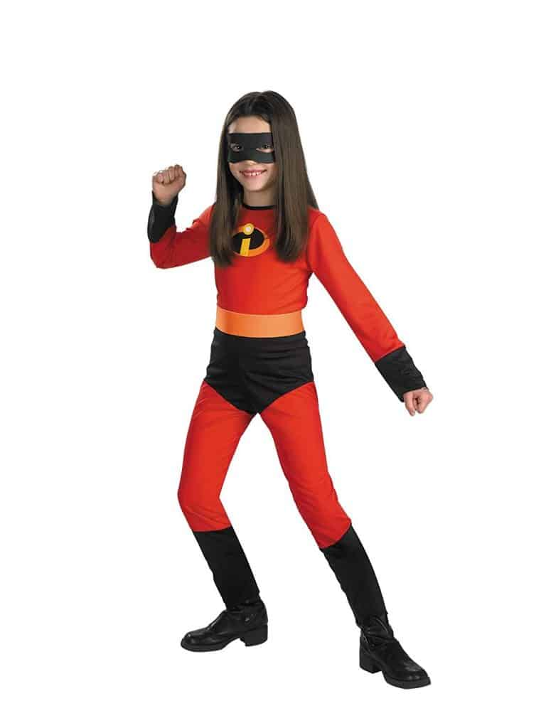 The Incredible\'s Disney Halloween costume for kids.