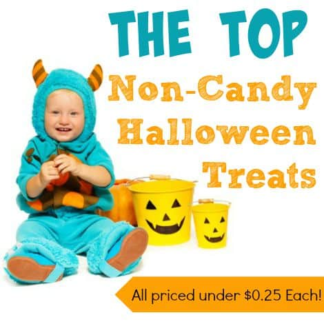 The Best Non-Candy Halloween Treats