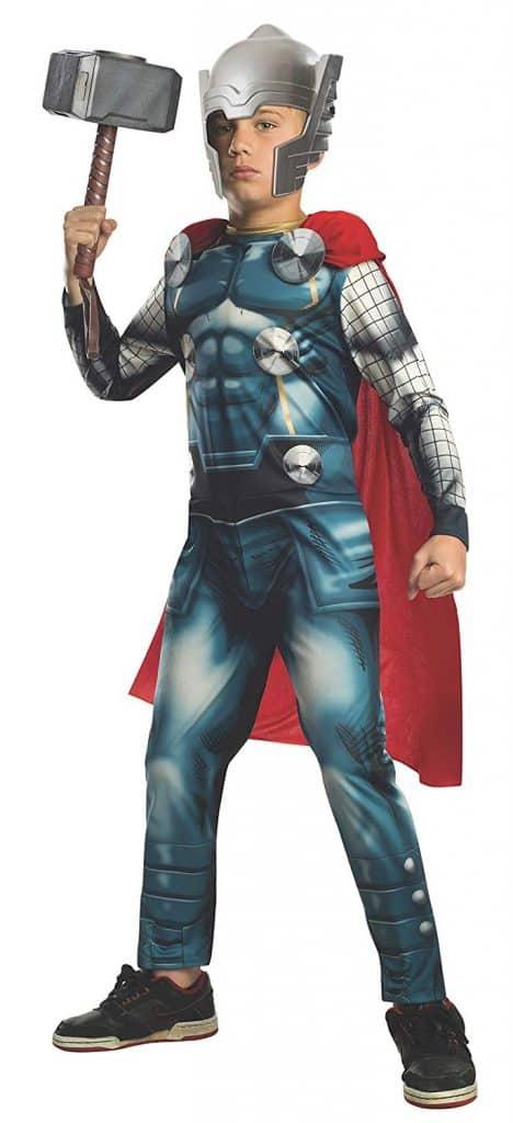 Thor Halloween costume.