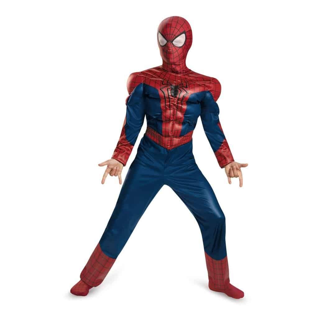 Spiderman Youth Halloween costume.