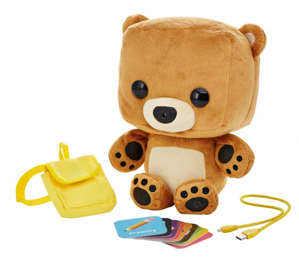 Fisher-Price Smart Toy Bear Review