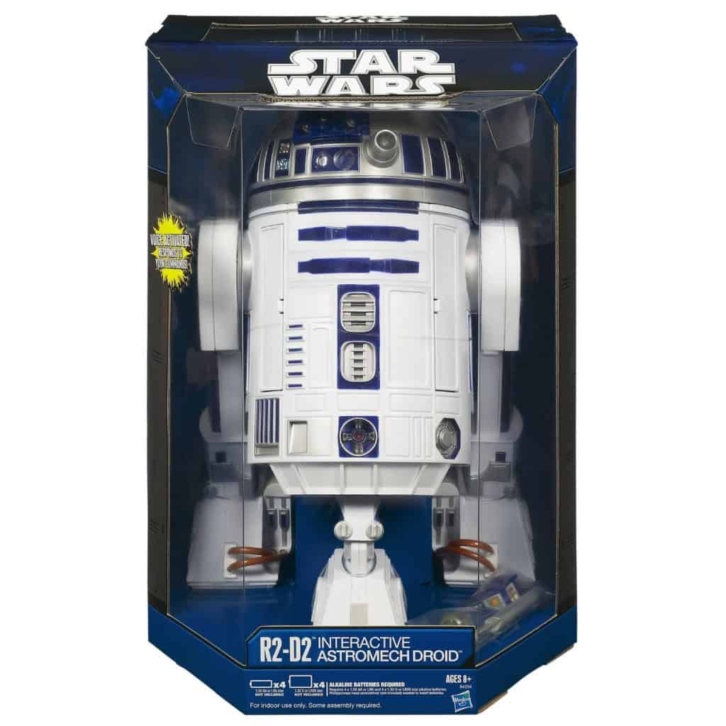 Star Wars R2-D2 Interactive Robotic Droid Review