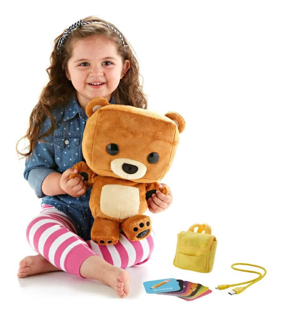 FisherPrice Smart Toy Bear