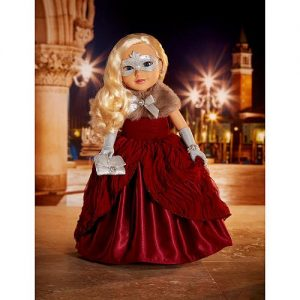Journey Girls 2015 Italy Holiday Doll Review