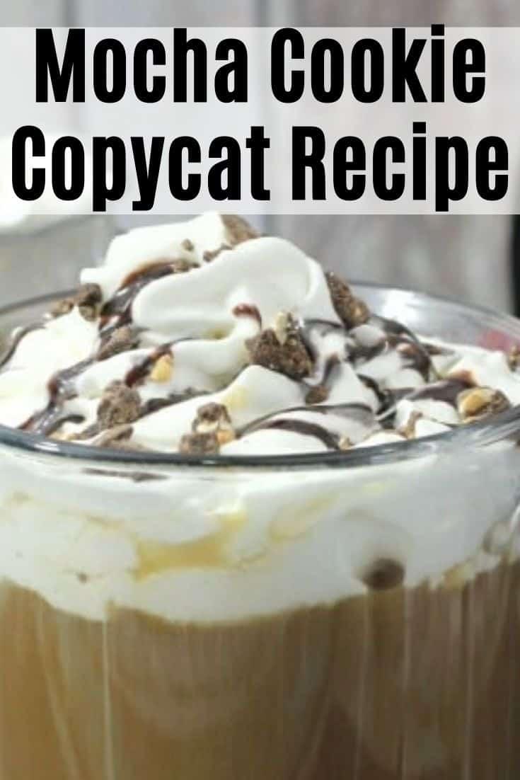Mocha Cookie Crunch Recipe