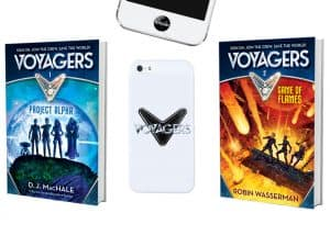 Voyagers Books Series Giveaway
