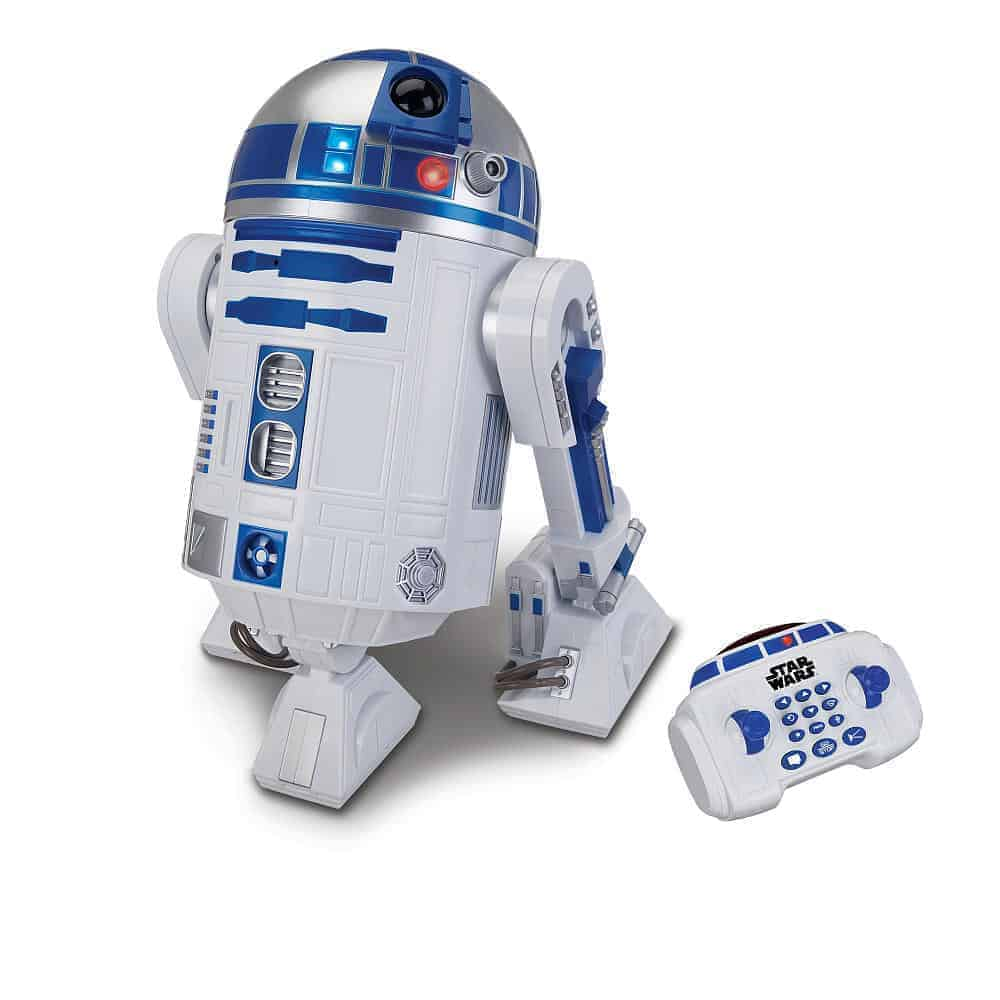 Star Wars R2 D2 Interactive Robotic Droid