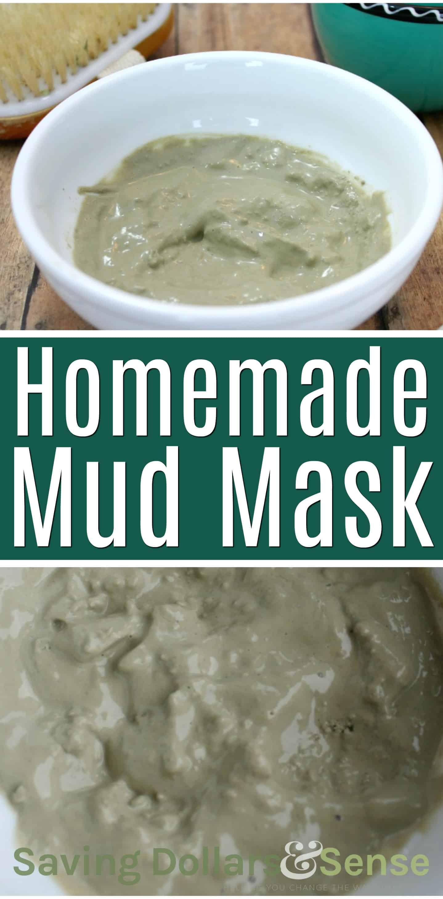 DIY Mud Mask Recipe