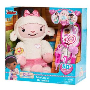 Doc McStuffins Take Care of Me Lambie Review