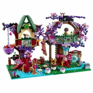 LEGO Elves The Elves' Treetop Hideaway 41075 Review