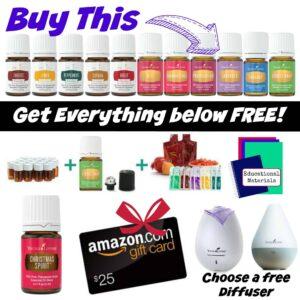 Essential Oils Black Friday Deal & Freebies