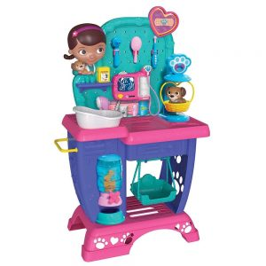 Doc McStuffins Vets N Pets Care Center Review