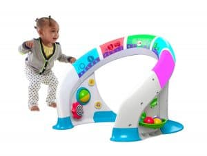 Fisher-Price Bright Beats Smart Touch Play Space Review