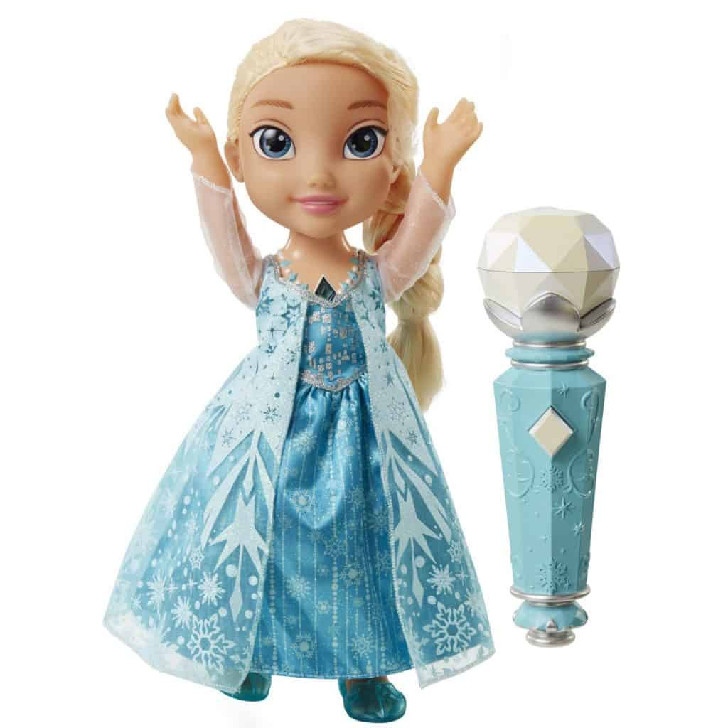 Frozen SingALong Elsa Doll