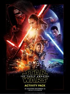 Star Wars The Force Awakens Free Activity Book