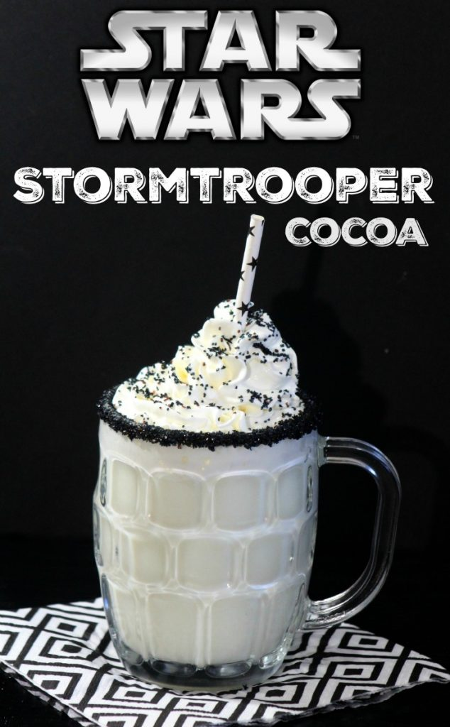 Star Wars Stormtrooper White cocoa