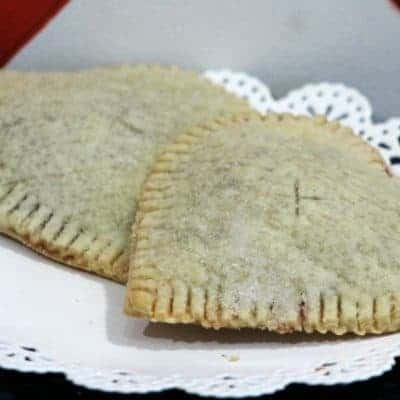 Homemade Filled Pop Tarts Recipe