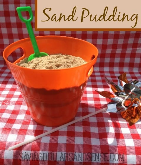 Homemade Sand Pudding recipe is one my family always asks for!