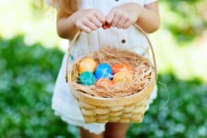 easter baskets fillers