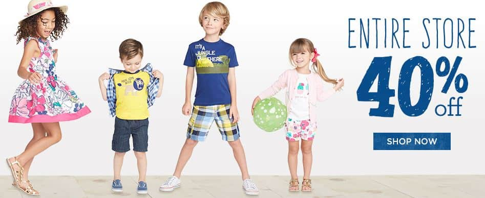 The Latest and Hottest Gymboree Coupons