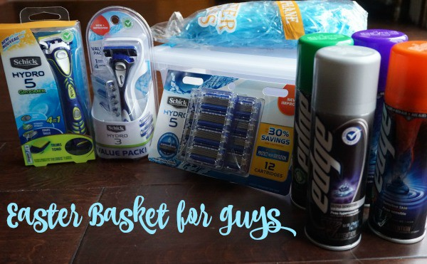 Easter basket for guys guys easter basket negle Choice Image