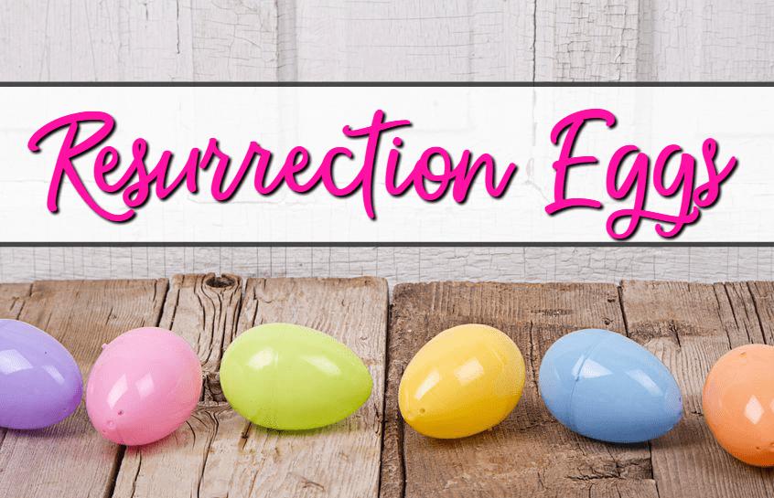 resurrection eggs printables