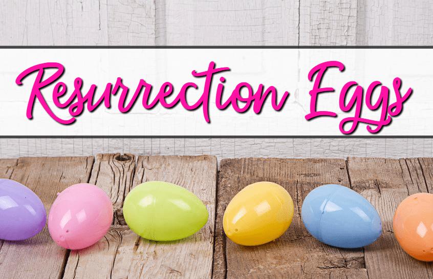 resurrection eggs printables